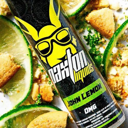 Paxton John Lemon