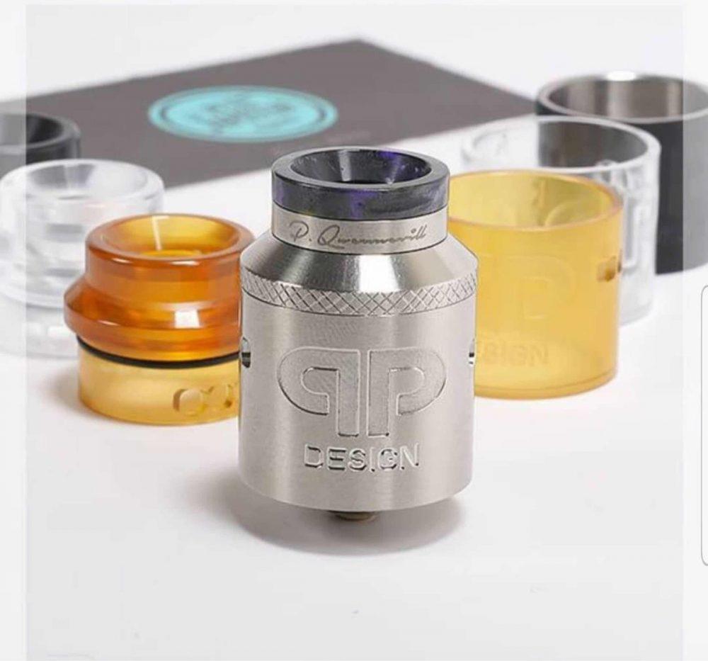 QP Design Kali V2 RDA