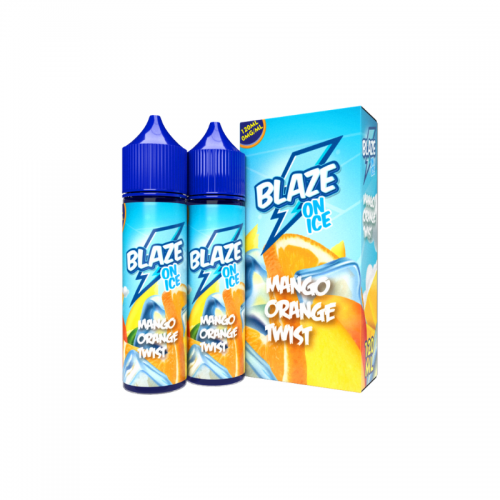 Taboo Blaze Mango Twist On Ice