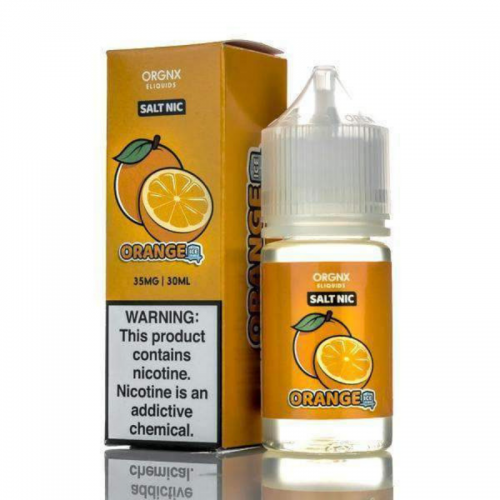 Organix Salts Orange