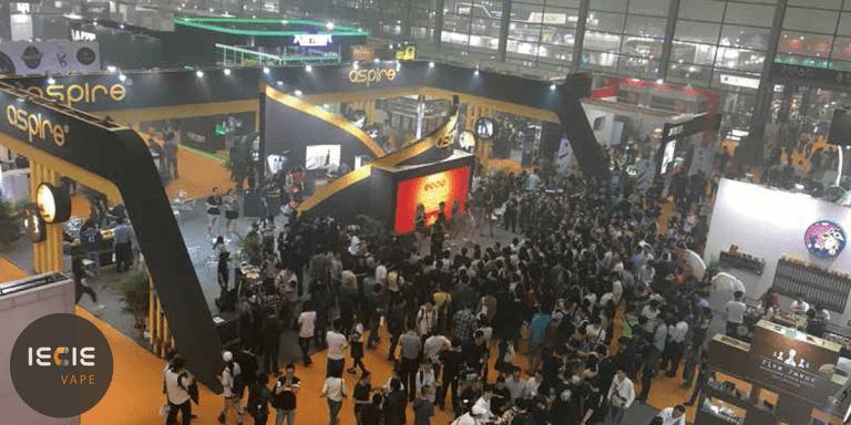 La semana de la cultura vape Shangai
